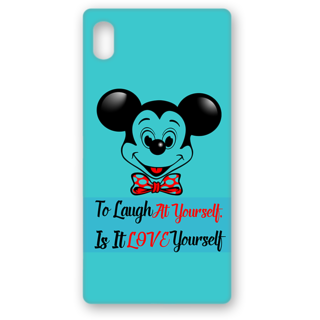 Sony Xperia Z5 Premium Designer Hard-Plastic Phone Cover From Print Opera - Micky Mouse