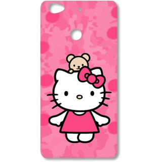 Le Tv Le 1s Designer Hard-Plastic Phone Cover From Print Opera - Cute Cat