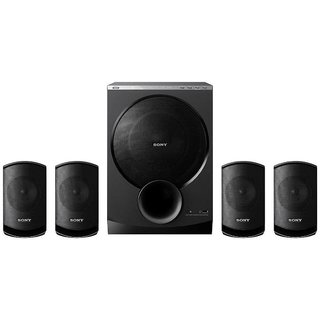 home theater system sony. sony sa-d100 4.1 bluetooth home theater system