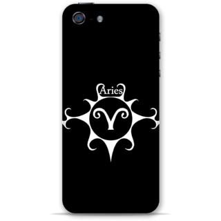IPhone 5-5s Designer Hard-Plastic Phone Cover From Print Opera -Aries
