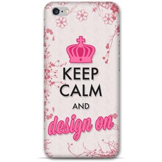 IPhone 6-6s Plus Designer Hard-Plastic Phone Cover From Print Opera -Typography