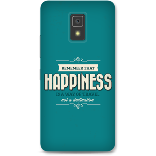 Lenovo A6600 Designer Hard-Plastic Phone Cover From Print Opera -Typography