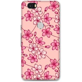 Google Nexus 6p Designer Hard-Plastic Phone Cover From Print Opera -Floral