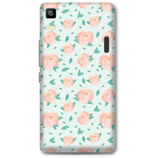 Lenovo K3 Note Designer Hard-Plastic Phone Cover From Print Opera -  Floral