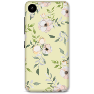HTC 825 Designer Hard-Plastic Phone Cover From Print Opera - Floral