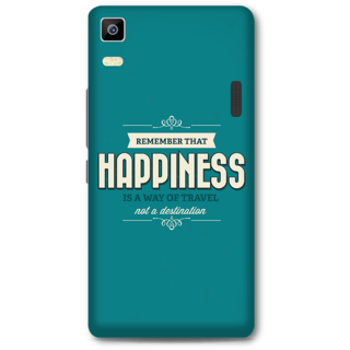 LenovoA7000 Designer Hard-Plastic Phone Cover From Print Opera -Typography