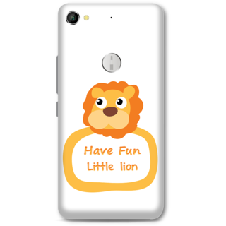 Le Tv Le 1s Designer Hard-Plastic Phone Cover From Print Opera -Have Fun Little Lion
