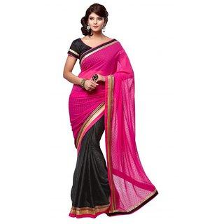 Stylecode Multicoloured Bhagalpuri Silk Saree