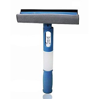 Generic AC-1853 (unbranded) 3-in-1 Glass Cleaning Wiper Color may vary