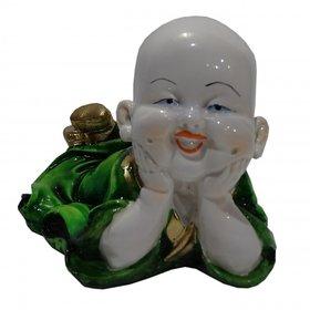 Paras Magic Baby Buddha Green