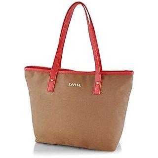 Daphne WomenS Handbag Brown