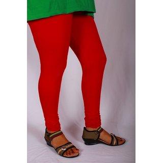 Leggings Chudidar Leggings ARED MIYANI WITH NADA BOTTOM WEAR RED