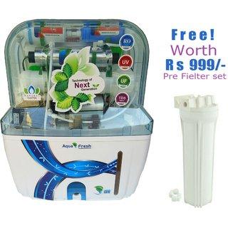 Aquafresh Swift 15 Ltr. RO+UV+UF+TDS Controller Water Purifier