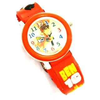 Ben10 analog Watch For Kids - Best Gift by Instadeal