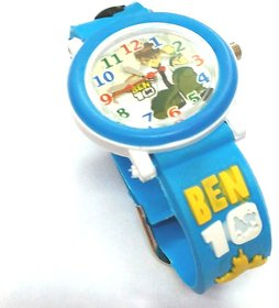 Glitters Online White dial Analog Kid's Watch by instadeal