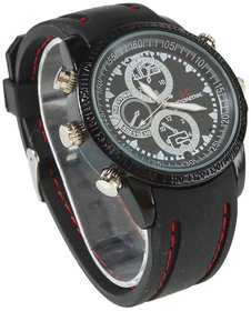 Onsgroup Spy Camera Watch with 4 GB Memory Strap