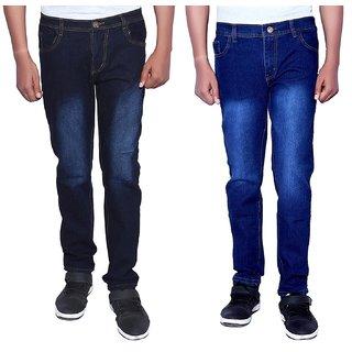 08c43d0c76 Buy Red Code Stylish Jeans For Men (Set of 2) Online - Get 60% Off