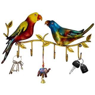 Artlivo POPART Colorful Metal Parrot hook (6 Hooks) - HO040