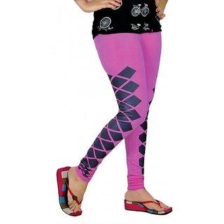 Printed Designer Leggings Dimond