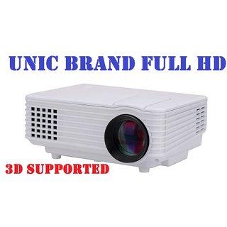 GENUNE UNIC BRAND FULL HD DIGITAL EXPERIENCE LED PROJECTOR RD 805 ORIGINAL