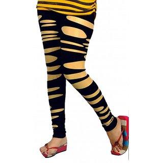 Printed Designer Leggings ZigZAK