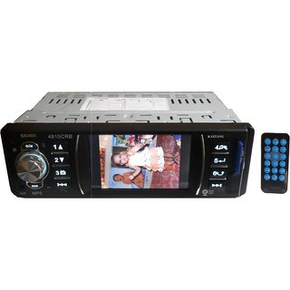 Kaxtang KAXTANG- 4615 CRB MP5 PLAYER WITH BLUETOOTH  REAR VIEW CAMERA Connectivity Car Stereo Car Stereo