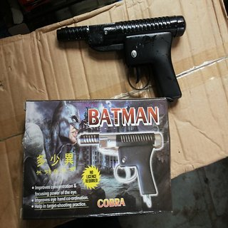 Prijam Air Gun Cobra Metal For Perfect Target Practice With 100 Pellets  And 1 Cover