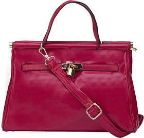 ILU Maroon Shoulder Bag Cross Body Bag Sling Bag Tote B