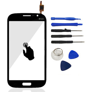 Black Color With Tools Touch Screen Panel Digitizer Front Glass Replacement For Samsung Galaxy Grand Duos I9082