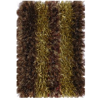 Die Designers Studio Hand Made Shaggy Carpet (FM0441)