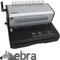 ZB-50 Electric Comb Binding Machine ZEBRA