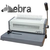 ZEBRA Manual Comb Binding Machine Zb-28
