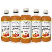 Sinew Nutrition Raw Apple Cider Vinegar (Unfiltered  Un - 116818886