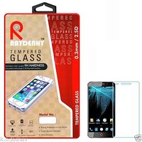 Raydenhy 2.5D CurvedEdge Screen Protector Tempered Glass For Swipe Elite Plus
