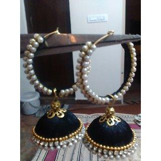 Silk jewelry