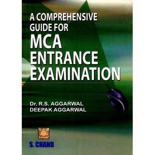 A Comprehensive Guide for MCA Entrance Examination