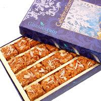 Mothers Day Sweets-Ghasitaram's Special Dodha Barfi (20