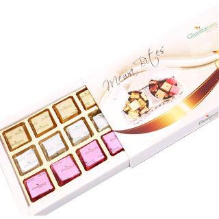 Mothers Day Sweets-Ghasitaram Assorted Mewa bite Box