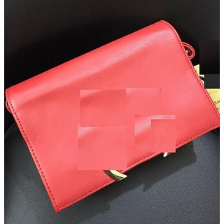 RN fashion Women's Clutch , Wallet Peach