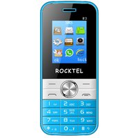 ROCKTEL R3 MOBILE PHONE 1.8 FEATURE PHONE FM RADIO, Blu