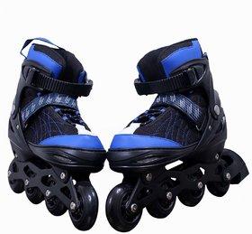 Running inline skates