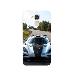 Print Masti Lovely Message For June Born Person In Black Background Design Back Cover For Asus Zenfone 3 Max ZC520TL (5.2 Inches)