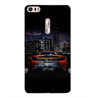 Print Masti Lovely Motivated Message In Dippression Time Design Back Cover For Asus Zenfone 3 Ultra ZU680KL (6.8 Inch Phablet)