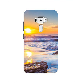 Print Masti Lovely Message Of Find Way For Showing Attitude To Others Design Back Cover For Asus Zenfone 3 ZE520KL (5.2 Inches)