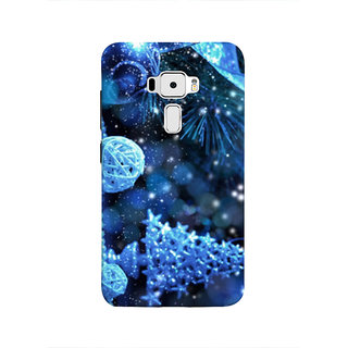 Print Masti Romantic Couple Are Romancing Eah Other Design Back Cover For Asus Zenfone 3 ZE552KL (5 Inches)