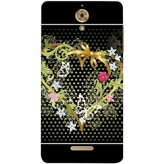 Print Masti Color Full Picture Of Water Mark Design Back Cover For Coolpad Mega 2.5D