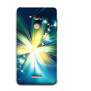Print Masti Motivated Message Showing Love For Life Design Back Cover For Coolpad Note 5