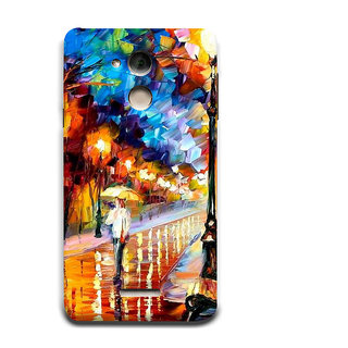 Print Masti Lovely Message For August Born Person In Black Background Design Back Cover For Coolpad Note 5