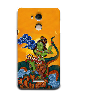 Print Masti Sweet Sequence Of Hearts Hanging Together Design Back Cover For Coolpad Note 5
