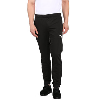 27545fc0593d Buy Puma Men Black ESS Soccer Tricot Pants